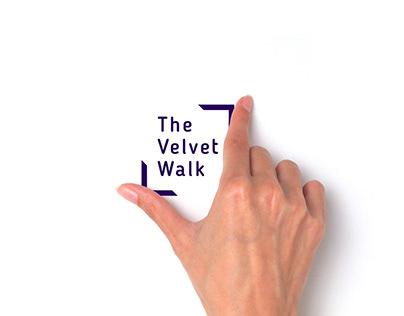 Branding - The Velvet Walk
