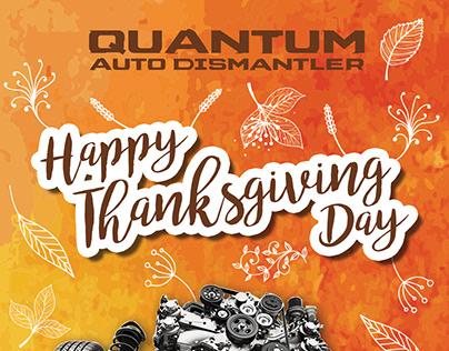 Thanksgiving Quantum 2018