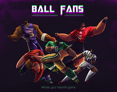 Ball fans