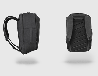The Arcido Bag: Smarter Carry-on Travel