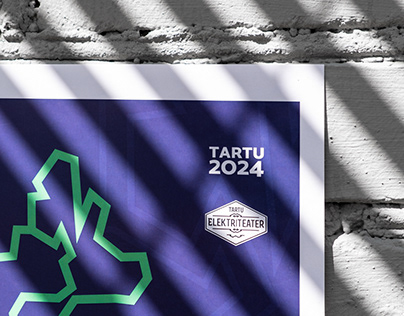 Tartu 2024 Event Series' Visual Identity