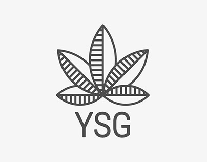 Logo proposal for YSG Cannabis Collective