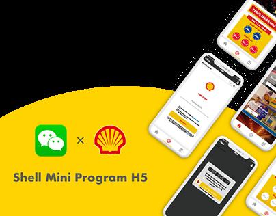 Shell Mini Program H5
