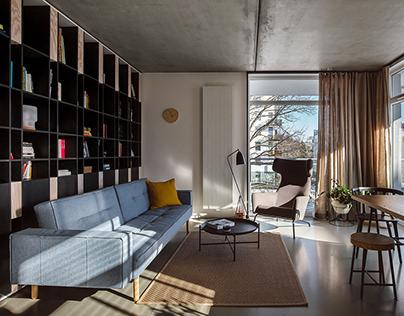 kroniki • Gdynia apartment