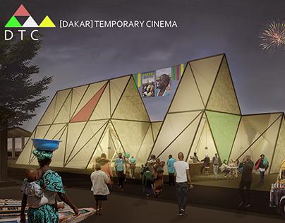 DAKAR Temporary Cinema- Competition