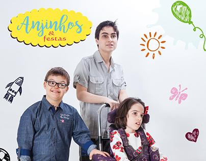Anjinhos & Festas 2016 Revista Infantil - Greco Editora