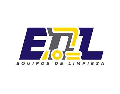 Branding EDL equipos de Limpieza.
