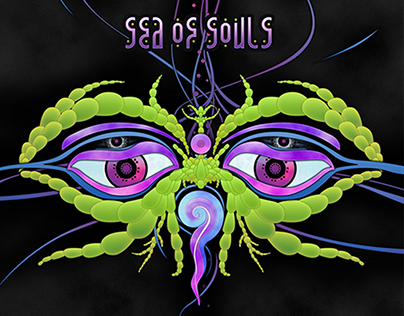 Sea of souls / CD Cover