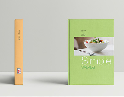Simple Salads Cookbook
