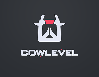 CowLevel In Games Logo