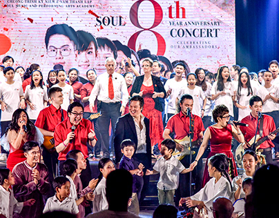 SOUL 8TH YEAR ANNIVERSARY CONCERT