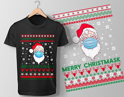 Chritsmas T-Shirt Design