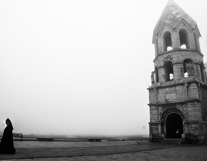 Landmark of Armenia: Churches and the people