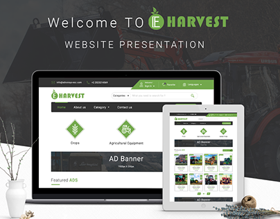 E-Harvest Presentation
