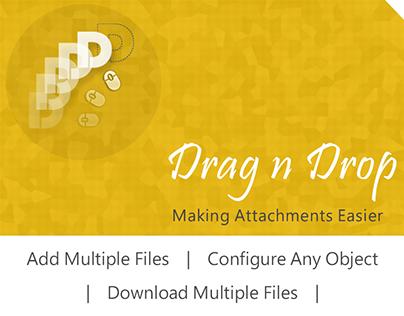 Drag n Drop App (Logo & Branding)