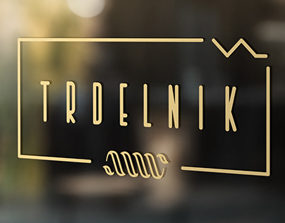 Trdelnik,Logo İdentity and Brand Guidelines