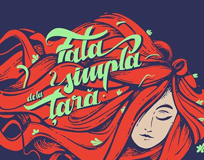 Fata Simpla de la Tara Illustration branding