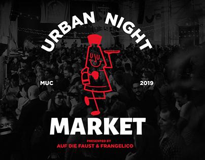 Urban Night Market - München