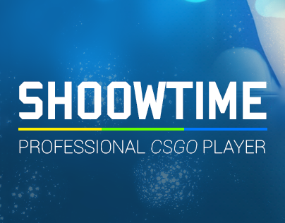 SHOOWTIME Youtube Background