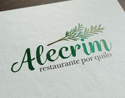 Branding Restaurante Alecrim