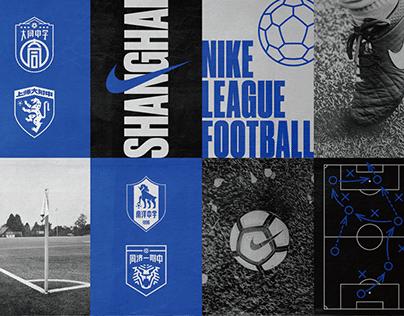 2019 NIKE LEAGUE FOOTBALL TEAM LOGOS
