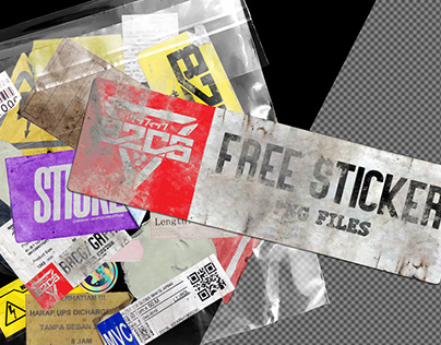 [FREE] Sticker Pack PNG