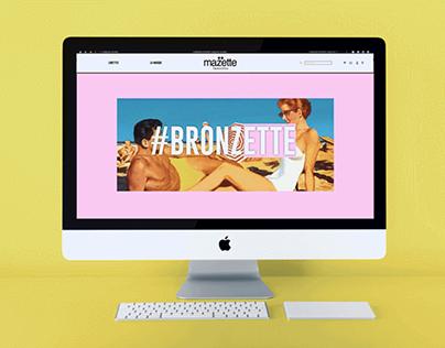 Mazette Webdesign