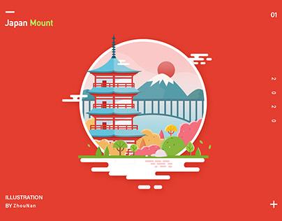 Japan Mount