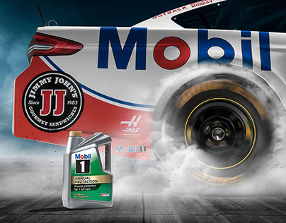 ExxonMobil NASCAR Photography