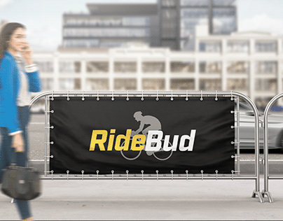 Logo Design - Ride Bud