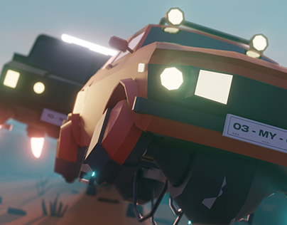 The Speed Trap | 3D Animation