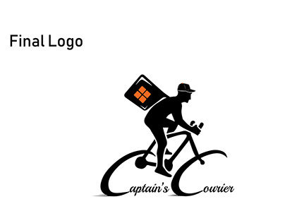 Courier Service Company Logo Design Project