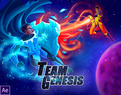 Team Genesis | Superhero Teaser