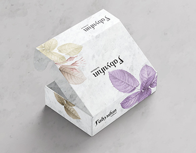 Packaging   Subscription Box   Die Cut Template Design