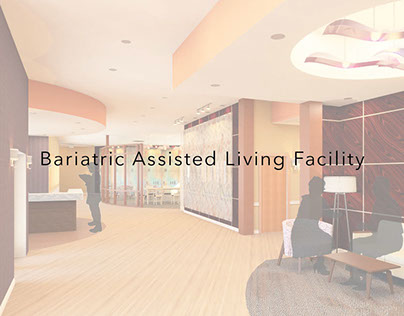 SCAD Capstone | Bariatric Assisted Living Facility
