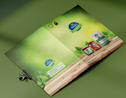 Brochure Design   Traditional South Indian Foods
