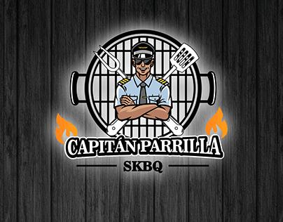 Menú de Capitán Parrilla