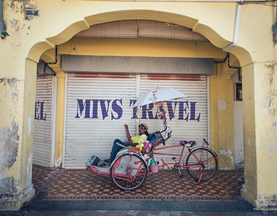 Penang, the multicultural destination