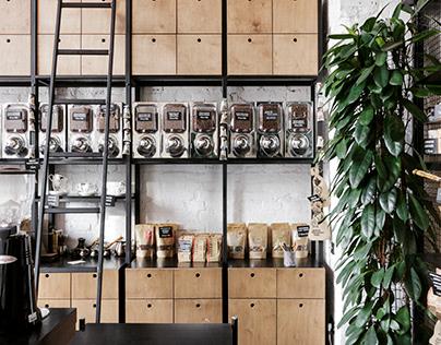 coffe manufacture