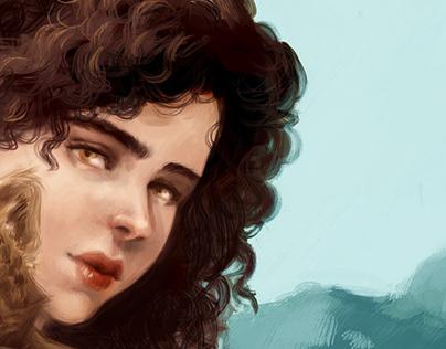 Young Circe