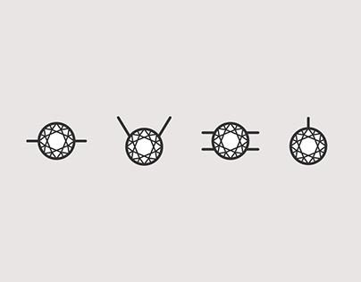 JDC Jewellers Web Icons