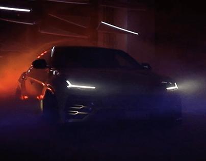 Lamborghini Urus launch