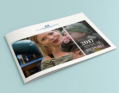 St. Vincent de Paul Society SF: 2017 Annual Report