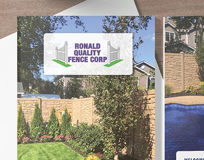 Ronald Quality Fences   Catalog
