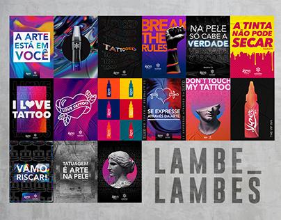Lambe Lambes Grupo amazon