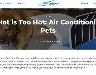Close Comfort Air Conditioning Blog