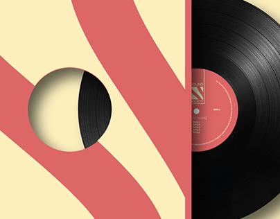 SOUND SOCIETY RECORDS Logo & cover design