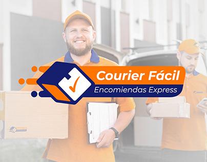 Imagotipo Courier Fácil