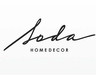 Soda Home Decor