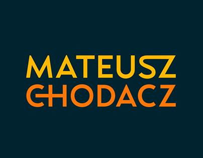 Personal Brand - Mateusz Chodacz